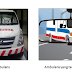 Alasan Tulisan AMBULANCE di Mobil Ambulans Dibuat Terbalik: ECNALUBMA