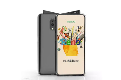 Oppo Reno Mobile Phone Launch