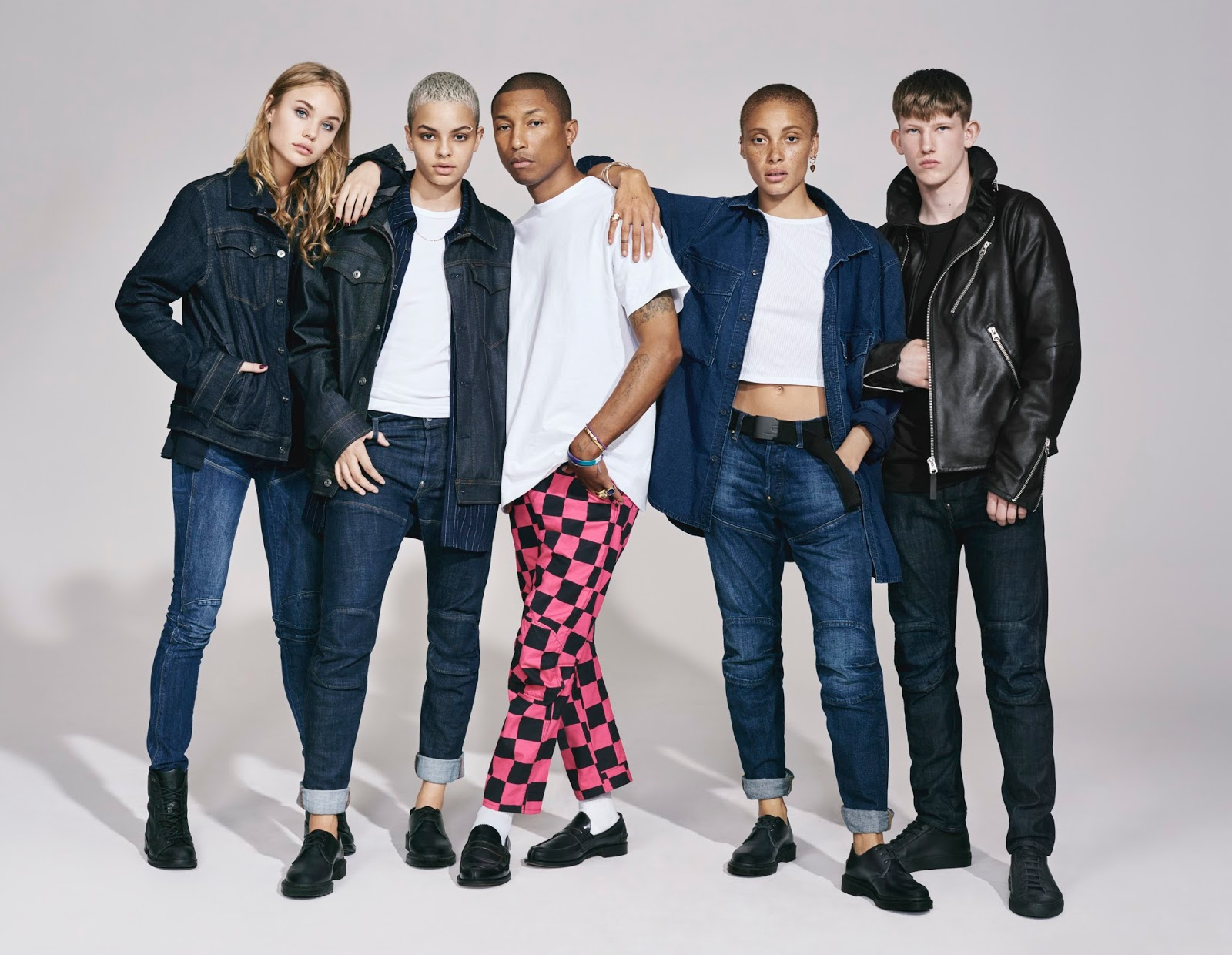 swag craze first look g star raw fall winter 2017 campaign. Black Bedroom Furniture Sets. Home Design Ideas