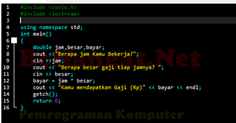 Pemrograman Komputer - BeHangat.net