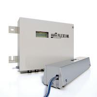 Flexim flowmeter