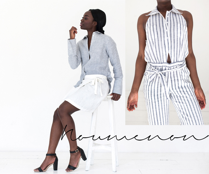 Noumenon Ethical Fashion Brand