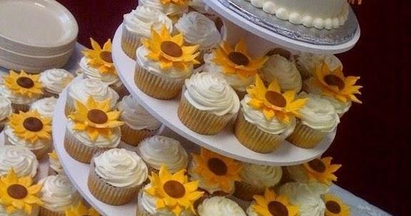 The 14 Best Sunflower Wedding Cake Ideas And Inspiration
