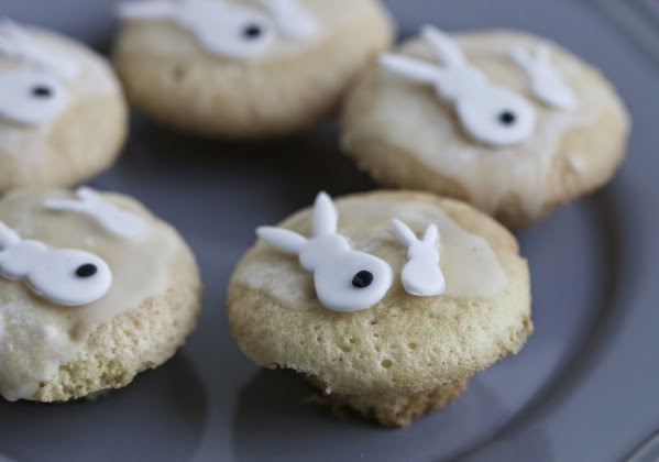 Eierlikör Ostern Muffins Plätzchen Osterpost Fleurcoquet
