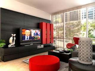 6 Cara Desain Ruang Keluarga yang Lega dan Nyaman Di Rumah Anda