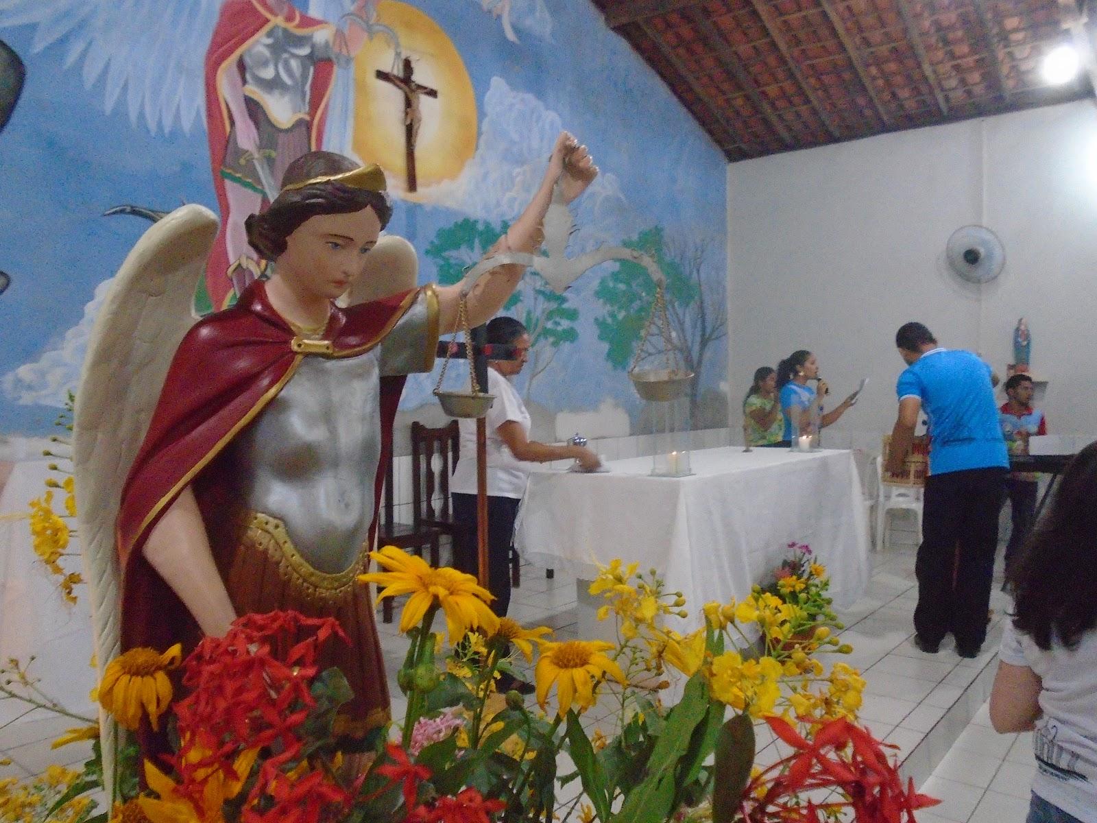 Festa de São Miguel Arcanjo: 2ª novena