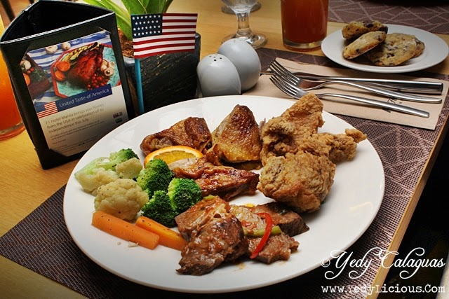 All-American Buffet at F1 Hotel Manila, F All-Day Dining Buffet Restaurant