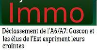 https://www.lyoncapitale.fr/Journal/Lyon/Politique/Politique/Declassement-A6-A7-les-elus-de-l-Est-lyonnais-creent-leur-association