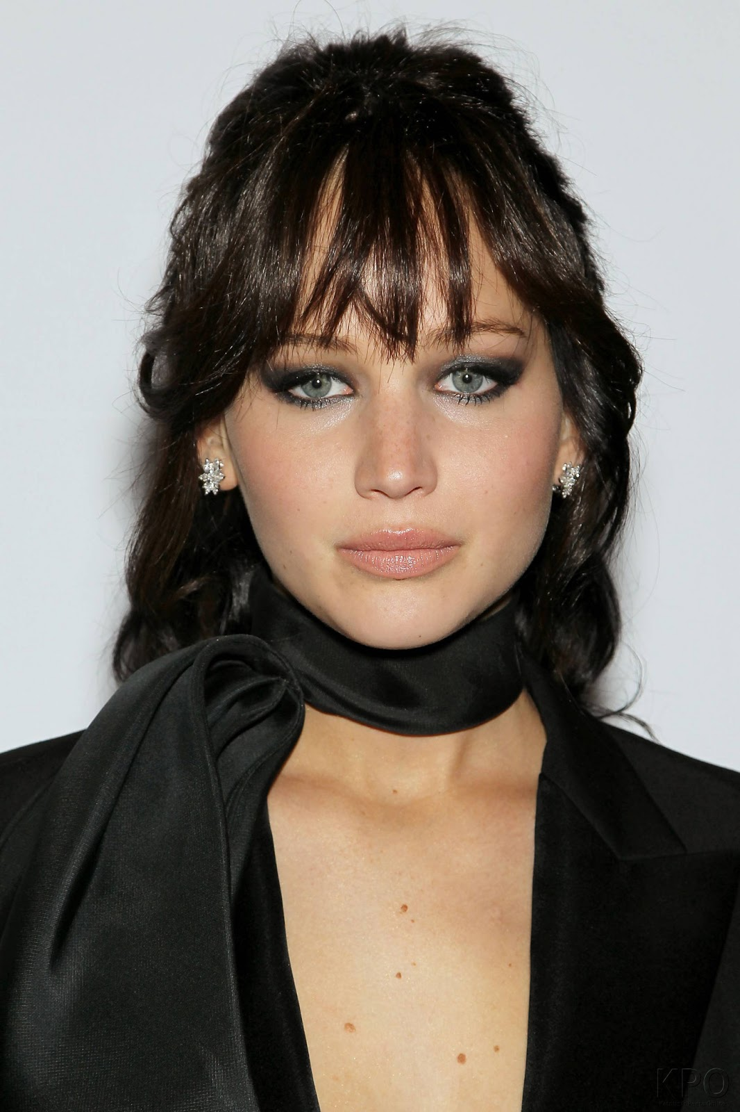 Jennifer Lawrence Makeup Tutorial: Web Parkz: Jennifer Lawrence Without Makeup