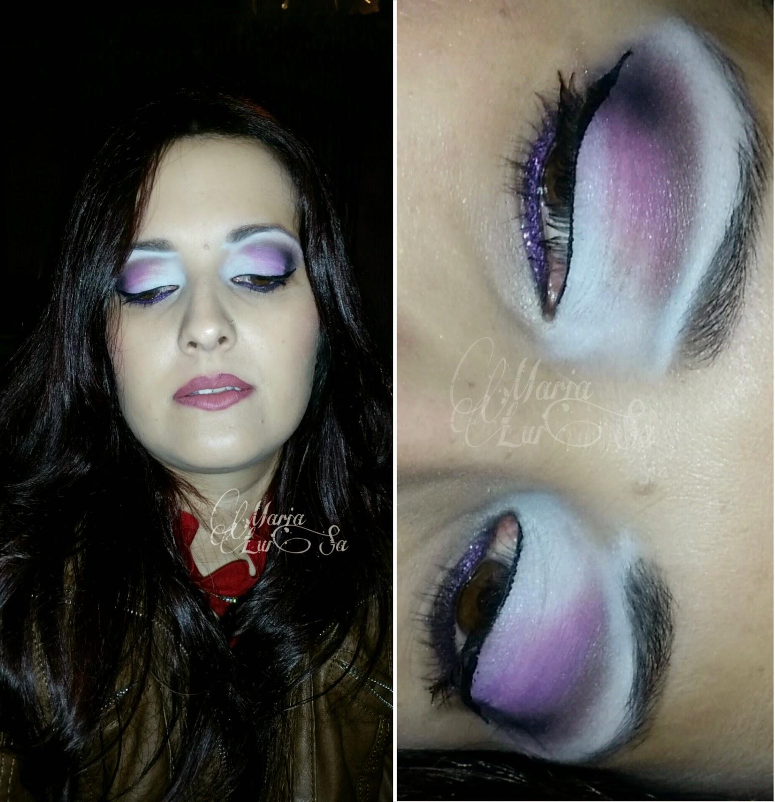 viola,pink