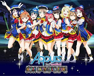 2 Hari Lagi Konser Aqours HAPPY PARTY TRAIN TOUR Versi BD Akan Rilis!