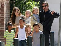 Angelina Jolie Family Husband Son Daughter Father Mother Age Height Biography Profile Wedding Photos
