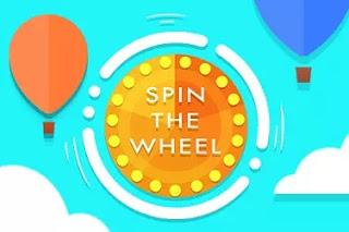 Tekerleği Çevir - Spin The Wheel