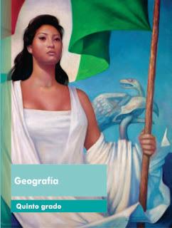 Libro de Texto Geografía Quinto Grado Ciclo Escolar 2015-2016