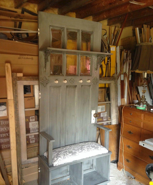 b6ecf0904a2 ... 8 ιδέες για αποθηκευτικούς χώρους: 17 Ιδέες για κατασκευές με παλιές  Πόρτες