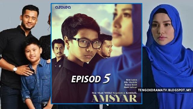 Drama Amsyar Lakonan Ben Laden – Episod 5
