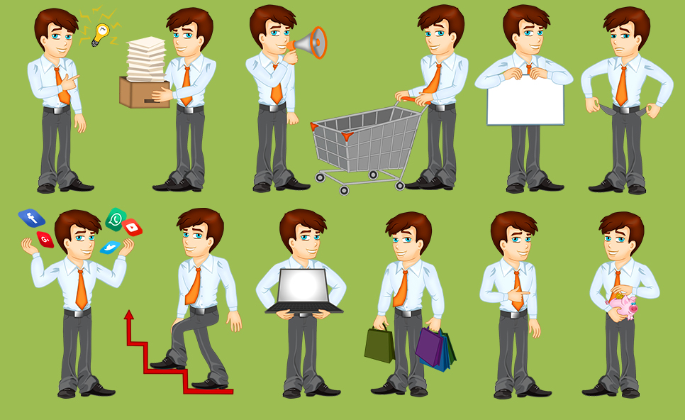 businessman-animation-kit