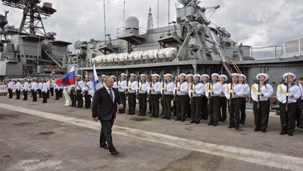 Aprueban acuerdo sobre grupo militar ruso permanente en Siria
