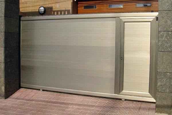 puertas aluminio Zaragoza