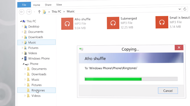 How to Change Ringtone in Windows 10 Mobile ...
