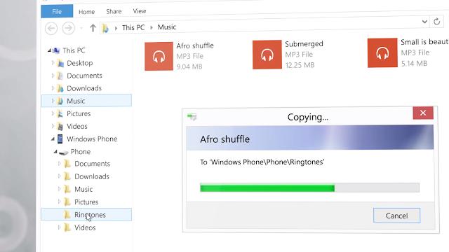 Windows 7 paste overwrite a file