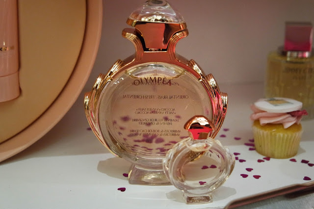 Paco Rabanne Olympea #BloggersFestival The Perfume Shop