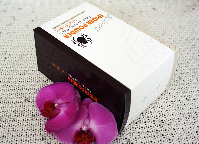 Juntenshi Spider Powder Face Lifting Pack