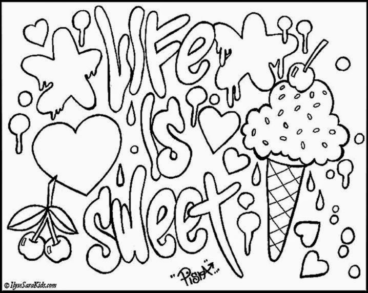 Graffiti Coloring Pages Free Coloring Pages Graffiti Coloring