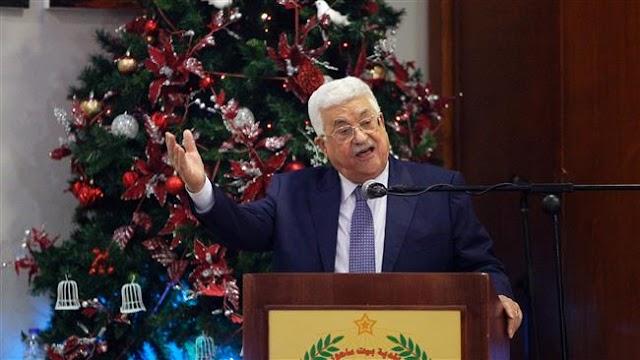 Palestinian President Mahmoud Abbas warns US over embassy relocation to Jerusalem al-Quds