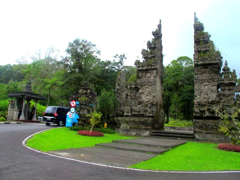 @ Bali Botanical Garden