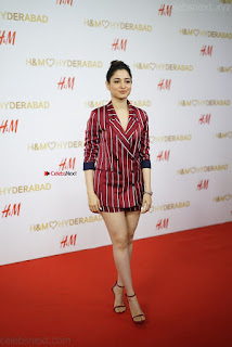 Tamannah Bhatia Exclusive in Red Blazer and Red Shorts Spicy Pics ~  Exclusive 017.JPG