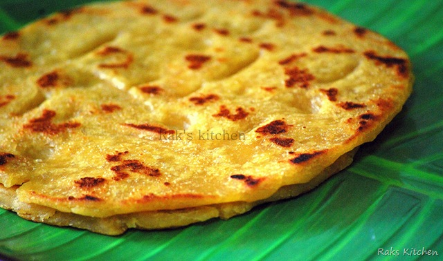 How to make thiruvathirai adai