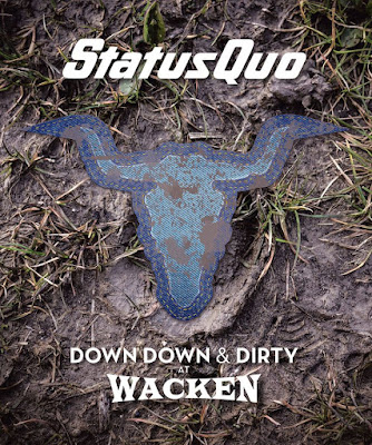 Status Quo Down Down And Dirty At Wacken 2018 DVD R1 NTSC VO