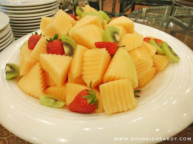 Ramadhan Buffet Malaysia ke Timur Tengah di Hotel Grand Bluewave Shah Alam