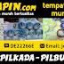 Bikin PIN Paket PILKADA Murah Meriah