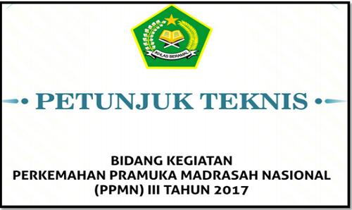 Juknis Perkemahan Pramuka Madrasah Nasional 2017