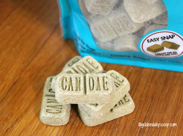 healthy and holistic dog treats review
