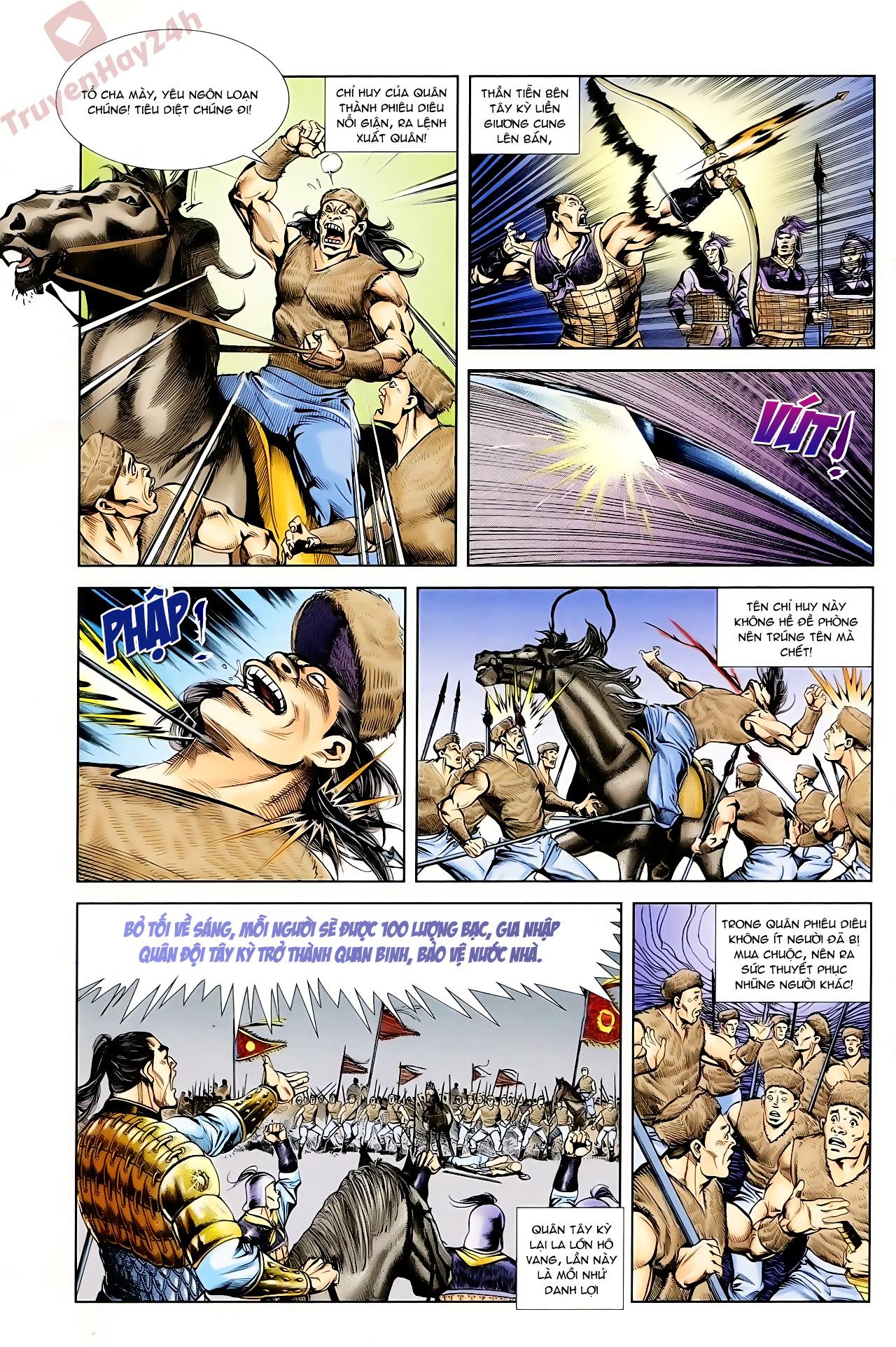 Cơ Phát Khai Chu Bản chapter 61 trang 17