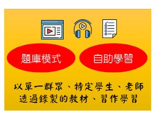 線上教育兩大類別九大模式(七)