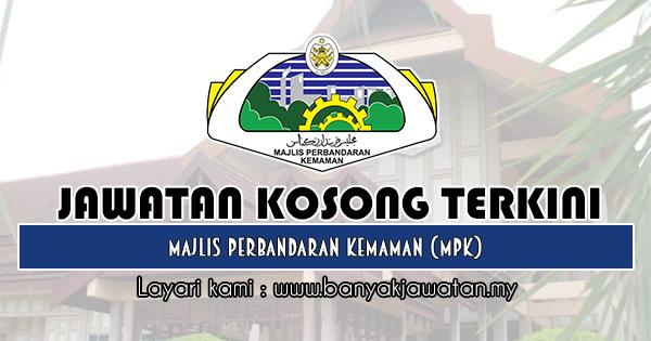 Jawatan Kosong 2019 di Majlis Perbandaran Kemaman (MPK)