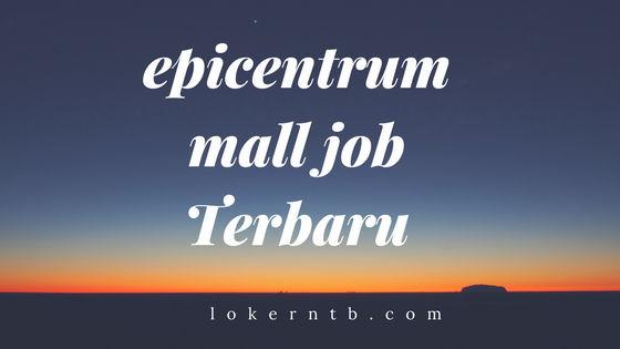 Lowongan Pekerjaan Terbaru Lombok Epicentrum Mall di Bebek dan Ayam Bumbu Ijo