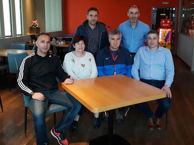 Γιάννενα: Συνάντηση Του Νεοκλεγμένου ΔΣ ΕΑΣ ΣΕΓΑΣ ΗΠΕΙΡΟΥ, Με Το ΔΣ Του Συλλόγου Δρομέων Ιωαννίνων.