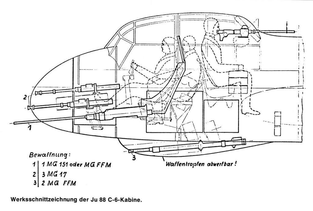 falkeeins - the luftwaffe blog  1 32 ju-88 c-2 wnr 0880133  u0026 39 4d fh u0026 39  in pieces