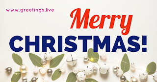 Simple greetings to share on Christmas festival