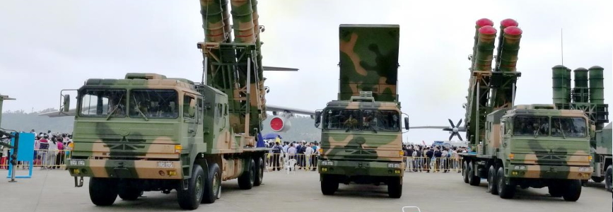Сербія придбала три батареї китайських ЗРК FK-3