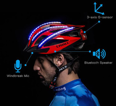 Smart Helmets for You - Livall