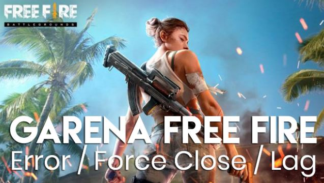 Cara Mengatasi Force Close Free Fire