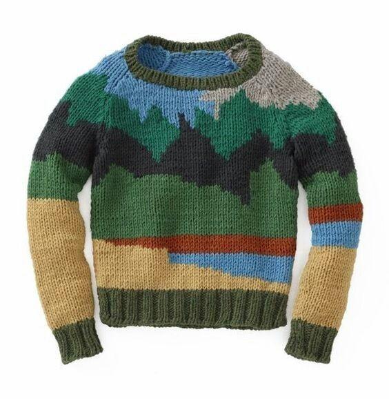 ... de usar este tipo de camisolas