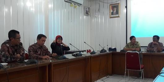 DPRD Kota Padang Dikunjungi DPRD Kabupaten Batanghari