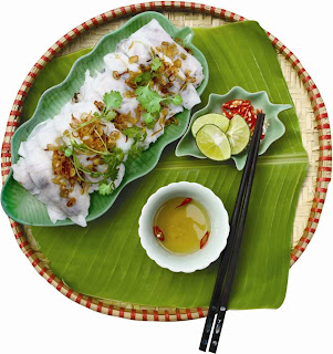Bánh cuốn làng Kênh là một món ăn ngon của Nam Định